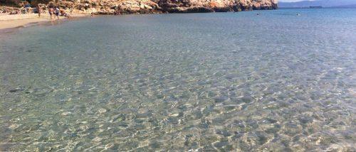 Spiaggia Coacuaddus - Sardegna