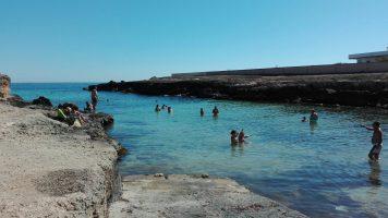 Spiaggia Costa Merlata - Puglia