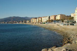 Spiaggia Fornaci di Savona - Liguria