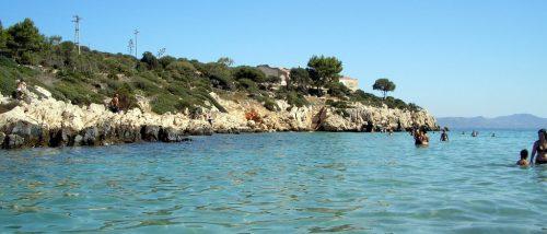 Spiaggia di Su Forru 'a Macchina