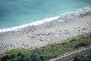 Spiaggia Forza d'Angrò