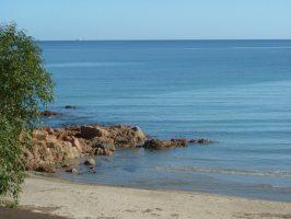 Spiaggia foxi Murdegu - Sarrala - Tertenia