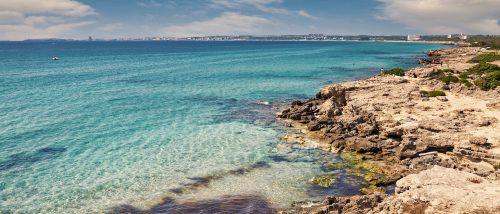 Spiaggia di Baia Verde