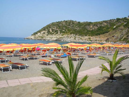 Spiaggia d'a Gnola