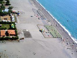 Spiaggia Grisolia Lido