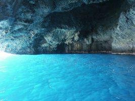 Grotta Azzurra - Isola di Dino - Praia a Mare