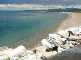 Spiaggia La Torraccia - San Vincenzo