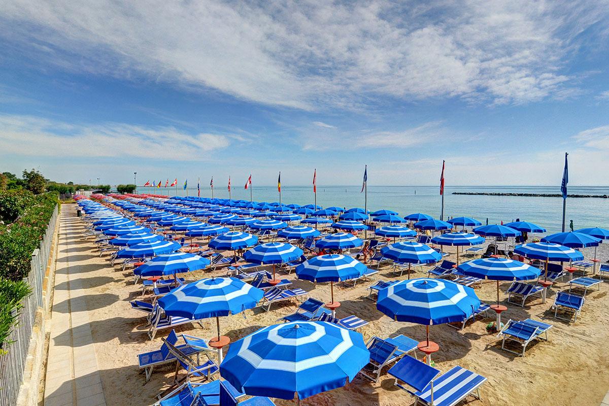 Spiaggia di Lido di Fermo