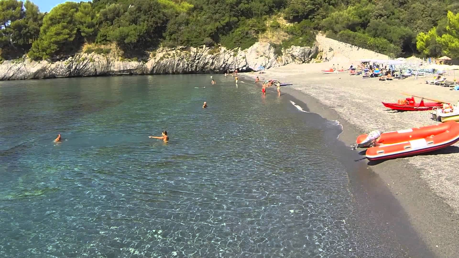 Spiaggia Lido di Macarro