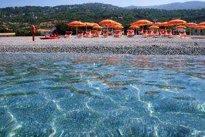 Spiaggia Longobardi Marina