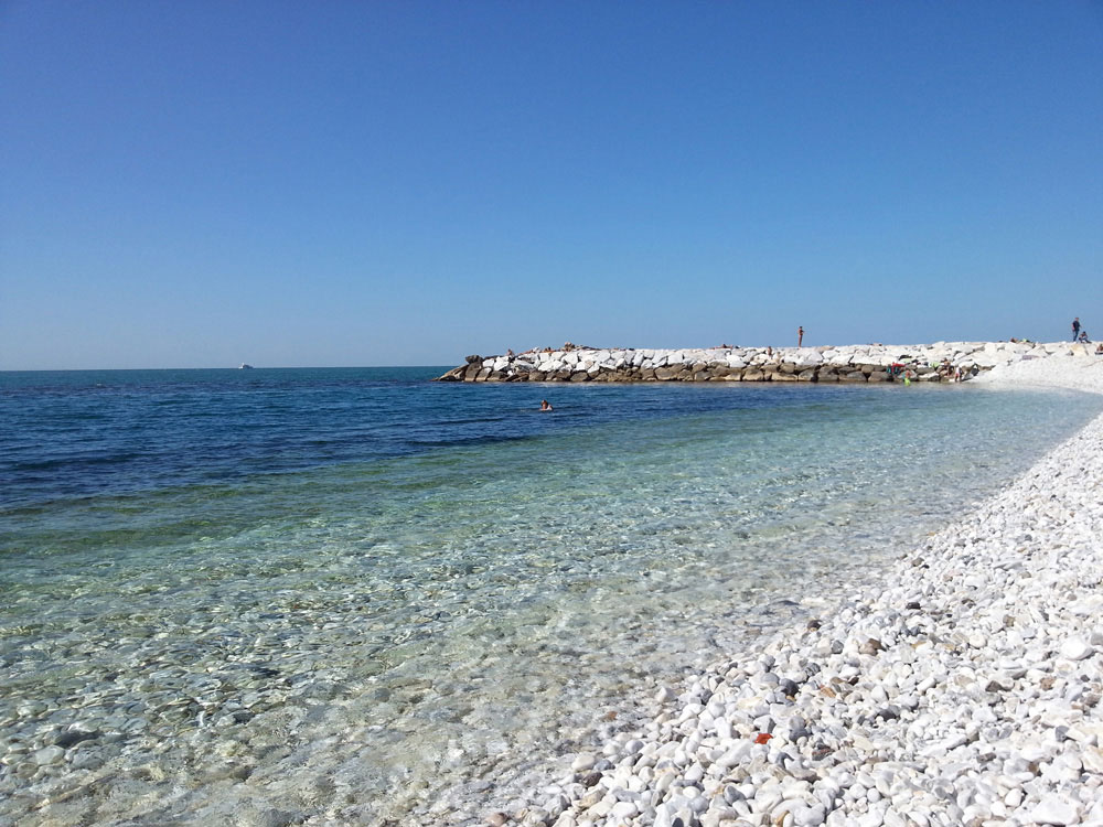 Spiaggia Marina di Pisa - Toscana