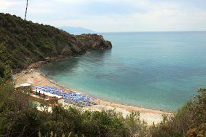 Cala Moresca - Marina di Salivoli Spiaggia