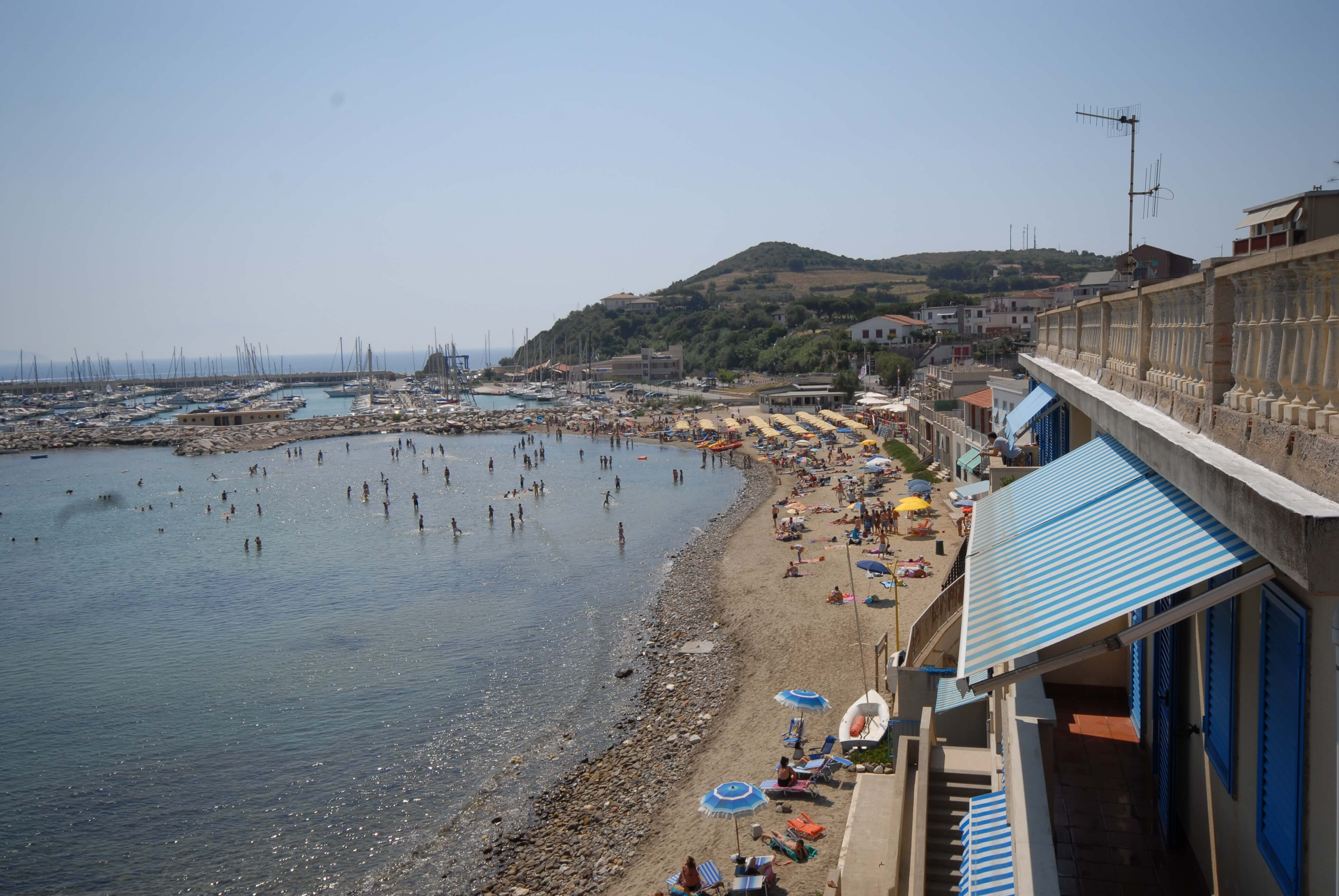 Marina di Salivoli Spiaggia