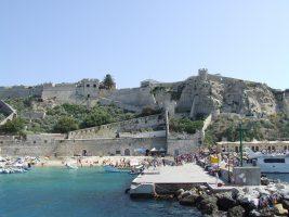 Spiaggia Marinella - Isola di San Nicola - Tremiti