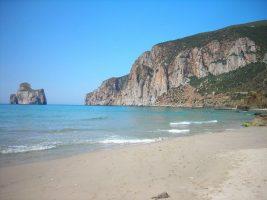 Spiaggia Masua - Pan di Zucchero