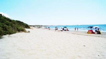 Padula Bianca - Spiaggia