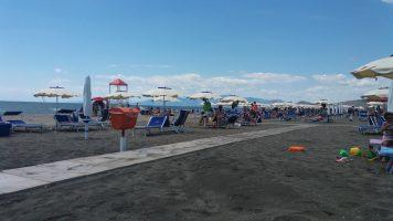 Spiaggia Pineta Riviera - Mondragone