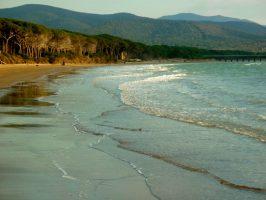 Spiaggia La Polveriera Follonica