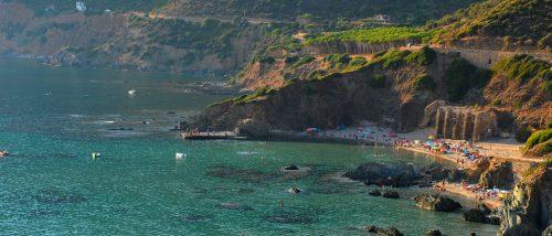 Spiaggia di Porto Flavia