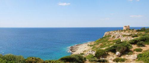 Torre Uluzzo spiaggia