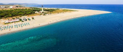 Spiaggia Punta Alice - Cirò Marina - Calabria