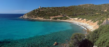 Spiaggia Cala Regina - Quartu Sant'Elena - Sardegna