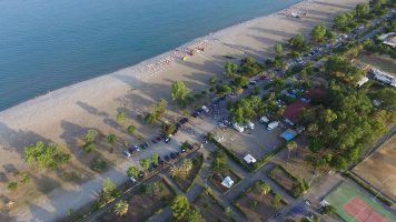 Rocca Imperiale Marina - Spiaggia