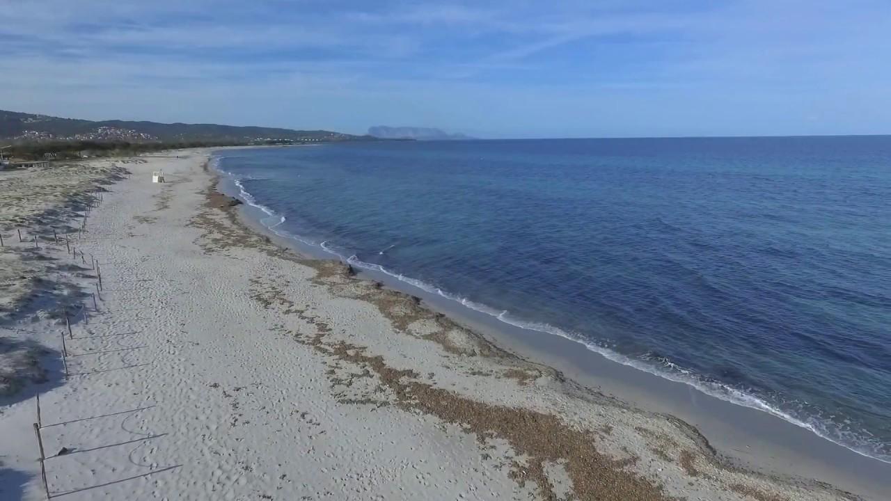 Spiaggia di sa capannizza portale delle for Sardegna budoni spiagge