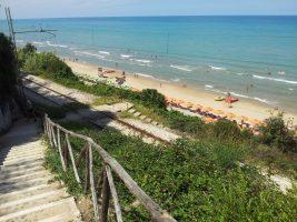 Spiaggia San Menaio - Gargano