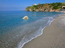 Sangineto Lido - Spiaggia