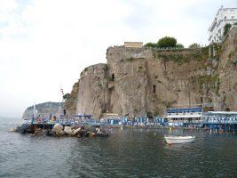 Spiaggia di Sant'Agnello - Sorrento