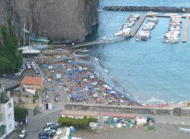 Spiaggia Sant'Agnello - Sorrento