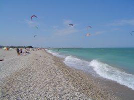 Spiaggia Faleriense, Marina Faleriense, Sant'Elpidio, Marche