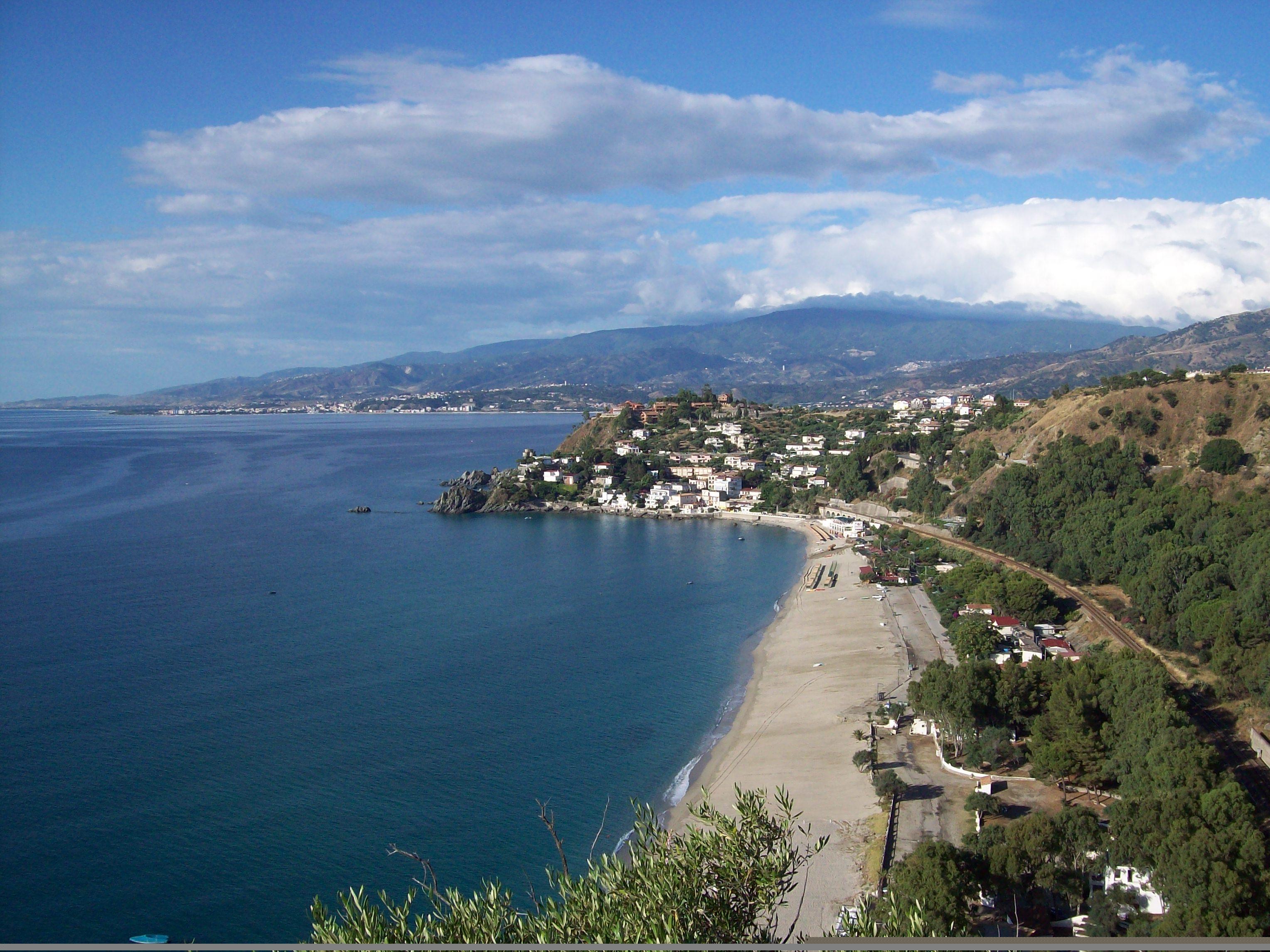 Spiaggia di Santa Caterina dello Ionio Marina
