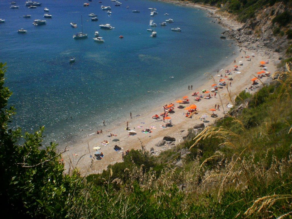 Spiaggia Sbarcatello - Monte Argentario