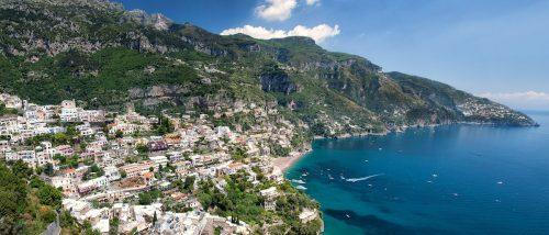 Spiagge Amalfi, Costiera Amalfitana, Campania