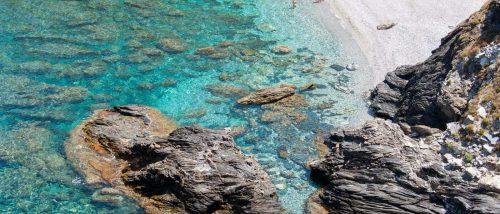 Spiagge dell'Argentiera