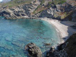 Spiagge dell'Argentiera - La Frana - Sassari - Sardegna