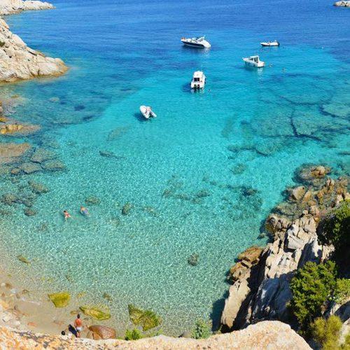 Spiagge Capo Testa - Cala Spinosa - Gallura
