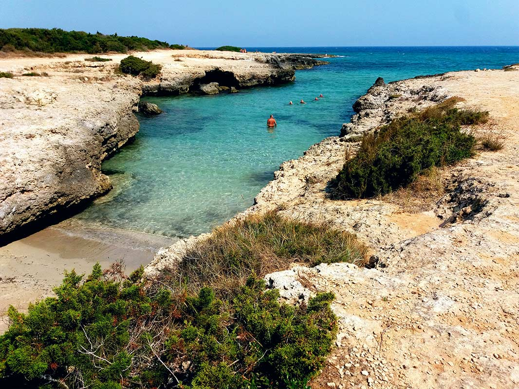 Spiagge Costa Merlata