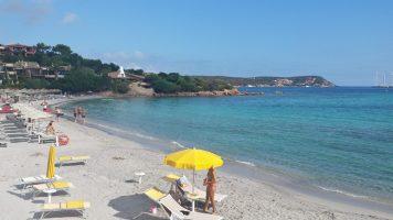 Spiaggia Piccolo Pevero - Costa Smeralda - Sardegna