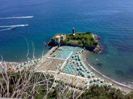 Spiagge Posillipo - Napoli - Campania