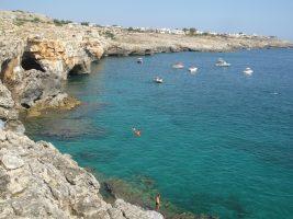 Spiagge Santa Maria di Leuca, Ciolo, Puglia