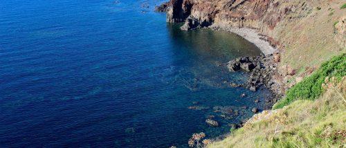 Spiagge di Ustica
