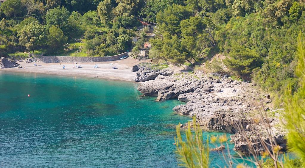 Spiaggia di Acquafredda