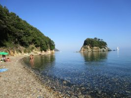 Spiaggia Acquaviva - Isola Elba