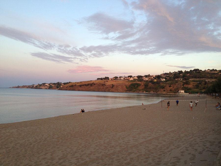 Spiaggia di Agnone Bagni - trovaspiagge.it, portale delle spiagge ...