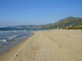 Spiaggia di Agnone - Cilento - Campania
