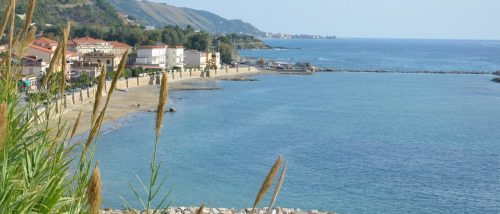 Spiaggia di Agnone (Cilento)