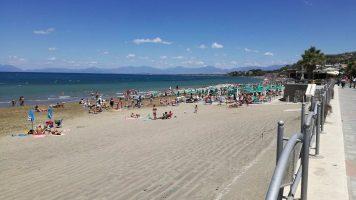 Spiaggia Agropoli - Cilento